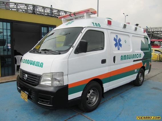 Nissan Urvan 3000cc