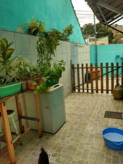 Casa Em Boa Vista, São Gonçalo/rj De 80m² 2 Quartos À Venda Por R$ 280.000,00 - Ca356566