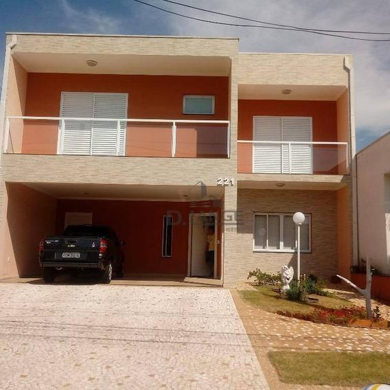 Sobrado Excelente Bem Acabado - 3 Dormitórios Sendo 1 Suíte. Aceita Permuta Em Condomínio - Ca12658