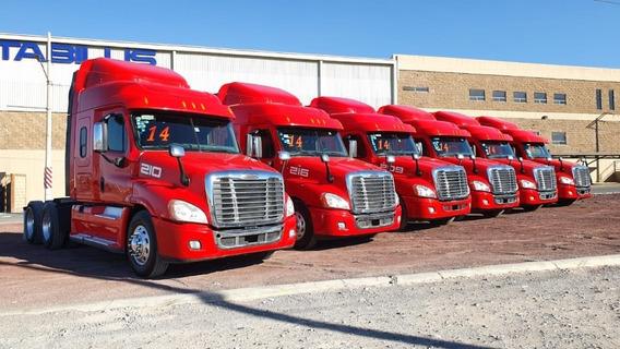 Tractocamión Freightliner Cascadia 2014 $875,001.00m.n.c/u