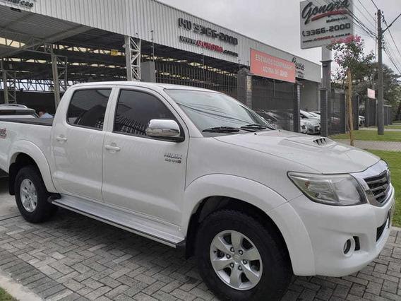 Toyota Hilux Cd 4x4 Srv 3.0 2014