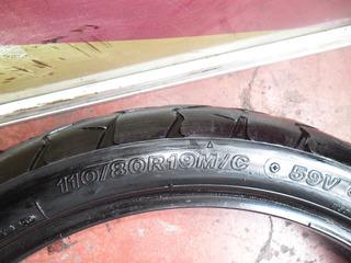 Llanta 110 80 19 Bridgestone Moto Bette Wings 1147