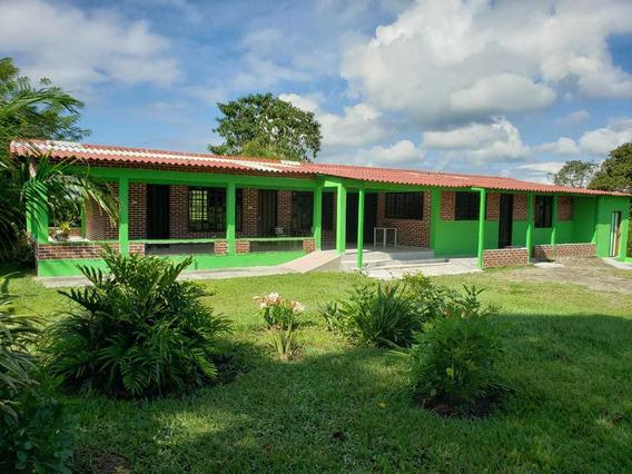 Alquilo Casa Finca En Sector De Puerto Espejo