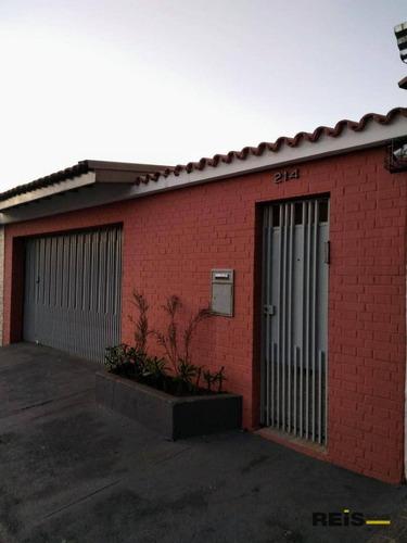 Casa Com 3 Dormitórios À Venda, 80 M² Por R$ 350.000 - Central Parque Sorocaba - Sorocaba/sp - Ca1837