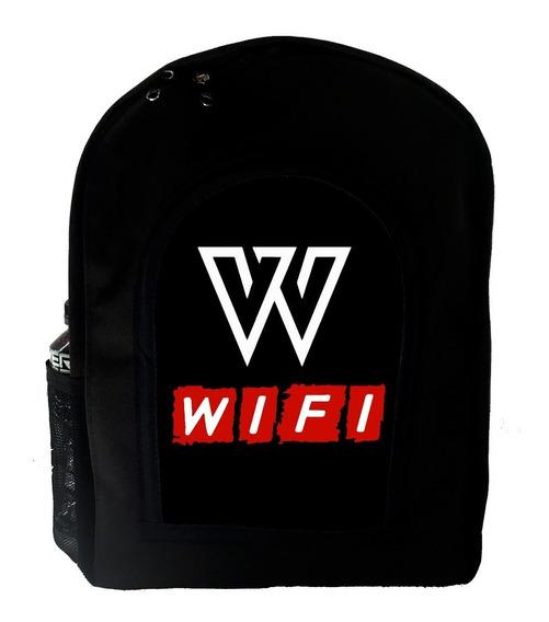 Mochila Wifi Team Youtuber Viral Polinesios