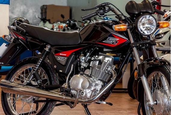 Motomel S2 150 Tipo Honda Cg Moto 150 Cc Base Entrega Ya
