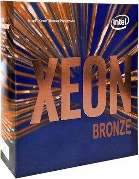 Processador Intel Xeon Bronze 3104 1.7ghz 8.25mb Lga3647 85w