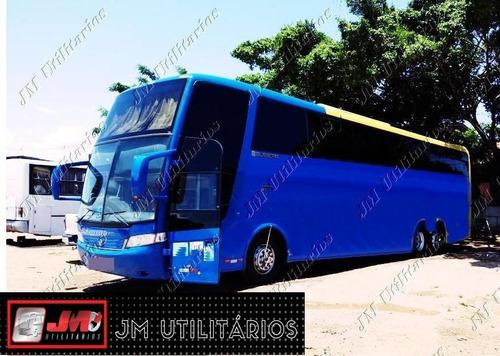 Imagem 1 de 6 de Busscar Ld P400 Ano 2008 Scania K124 46 Lug Jm Cod.156