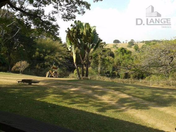Fazenda Com 4 Dormitórios À Venda, 629200 M² Por R$ 10.000.000 - Bom Jardim - Jaguariúna/sp - Fa0007