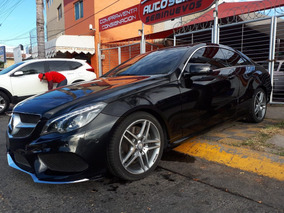 Precioso Mercedes Benz E 400 Coupe Sport Bi-turbo