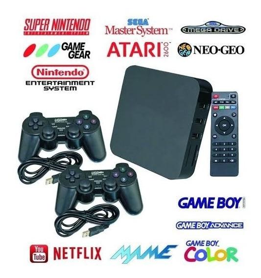 Super Tv Box Game - Video Game Retro