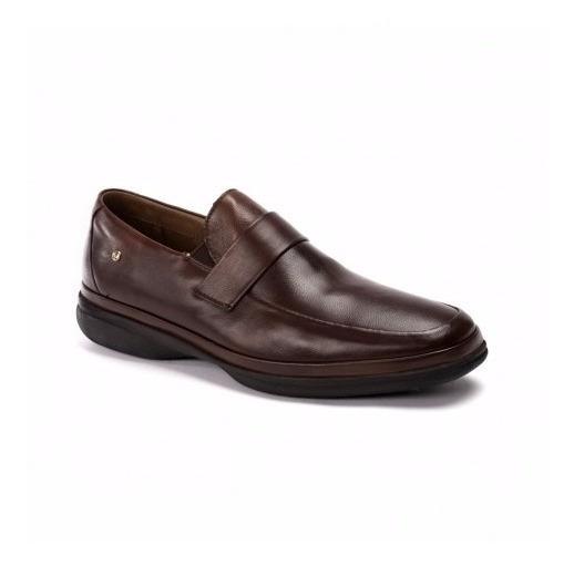 Zapato Casual De Piel Jarking 5501 Budapest Para Caballero