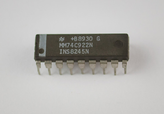 Circuito Integrado Mm74c922n 74922