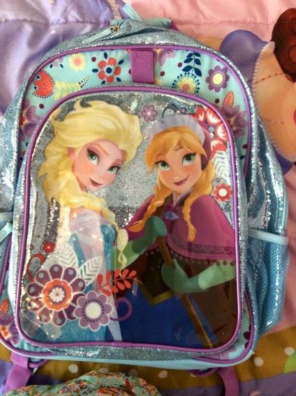 Mochila Frozen De Disney Edición 2020