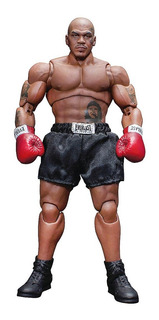 Mike Tyson The Tattoo 1/12 Storm Collectibles