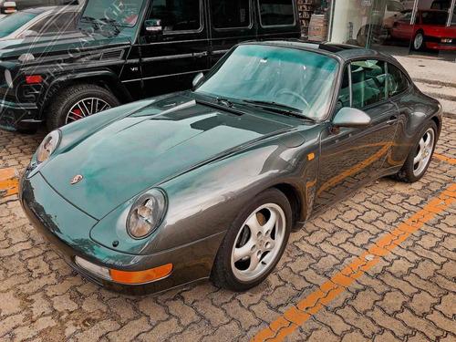 Porsche 911 1996 3.8 Targa