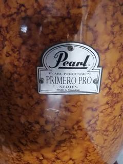 Par De Congas, Marca Pearl Primero Pro.