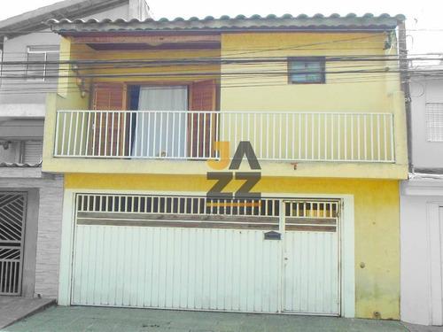 Imagem 1 de 29 de Casa 3 Dormitórios À Venda, 195 M² R$ 430.000 - Vila Yolanda - Osasco/sp. - Ca13438