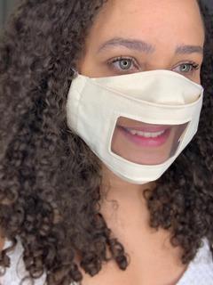 Kit Com 1.000 Máscaras De Proteção Acessível Com Visor