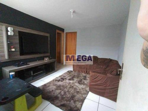 Imagem 1 de 7 de Apartamento Com 2 Dormitórios À Venda, 53 M² Por R$ 80.000 - Jardim Santa Clara - Campinas/sp - Ap5226