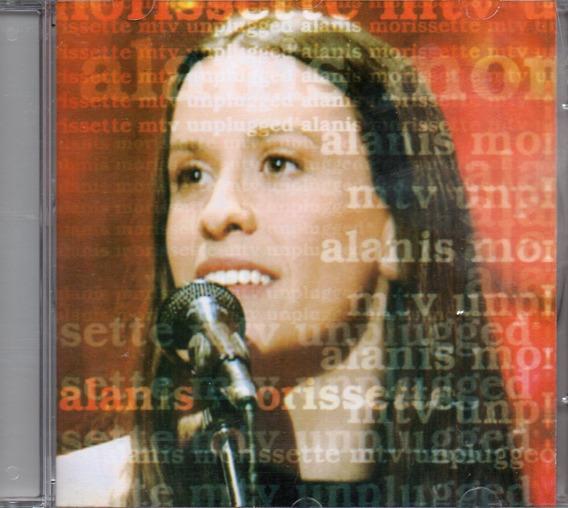 Cd Alanis Morissette Mtv Unplugged Original