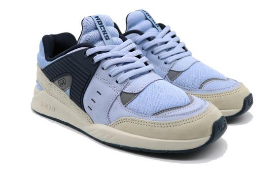 Tênis Hocks Pulsus Sneaker Azul Lilás Original