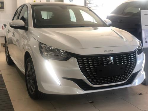 Peugeot 208 Allure 1,6 2021 0 Km Contado O Financia