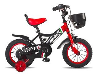 Bicicleta Newton Rodado 12 Niños Cross