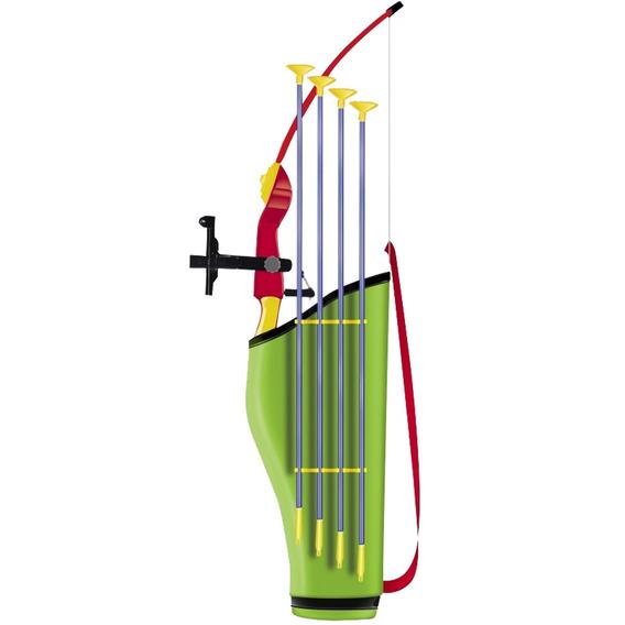 Arco Flecha Infantil Brinquedo Belfix C/ Mira Infravermelho