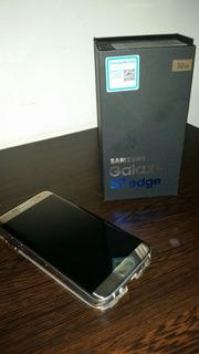 Samsung Galaxy S7 Edge Duos Con Caja Negociable