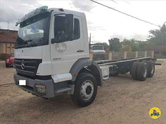Mercedes Axor 2831 6x4 2012 Chassis