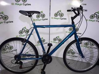 Bicicleta Mountain Bike Rodado 26 Varón Cuadro Xl