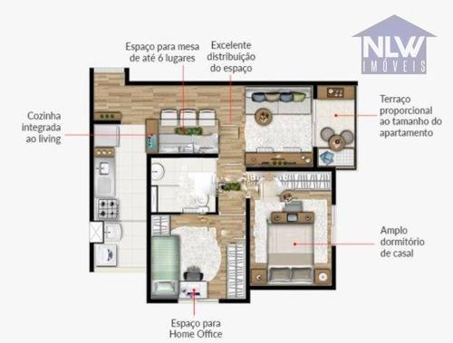 Apartamento Com 2 Dormitórios À Venda, 51 M² Por R$ 374.100,00 - Vila Matilde - São Paulo/sp - Ap0249