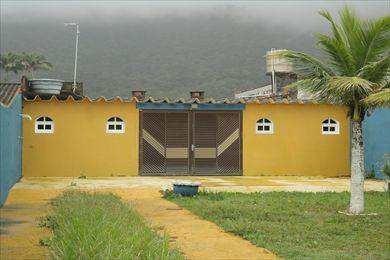 Imagem 1 de 7 de Casa Em Praia Grande Bairro Solemar - V1865