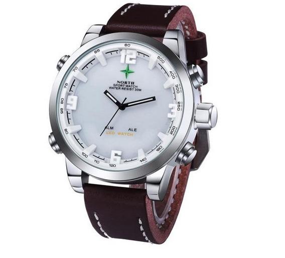 Relógio Masculino North Kimisohand0923 B M