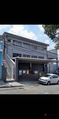 Imagem 1 de 30 de Prédio À Venda, 657 M² Por R$ 2.800.000,00 - Demarchi - São Bernardo Do Campo/sp - Pr0079