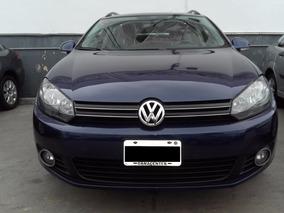 Volkswagen Vento Variant Advance 1.9 Tdi 2012 88000km Azul