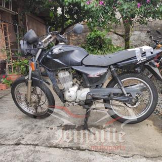 Retirada Peças Moto Honda Cg Titan Es 150 2004 A 2008