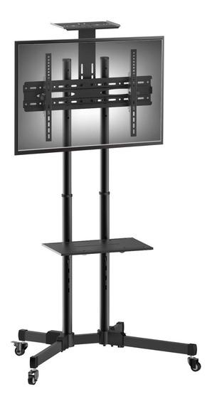 Suporte Pedestal Tv 32 A 75 A06v6_s ELG Rack De Chão Piso