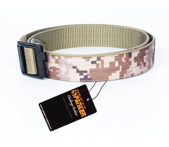 Cinturón Táctico Reforzado Doble Duty Hebilla Polímero