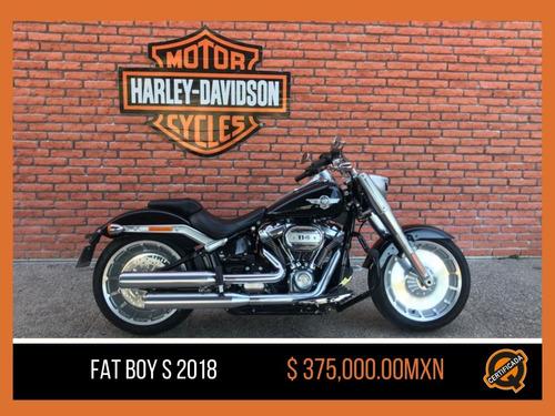Imagen 1 de 10 de Harley-davidson Fat Boy Special