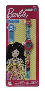 Barbie Reloj Pulsera Digital 5/fun Bbrj6