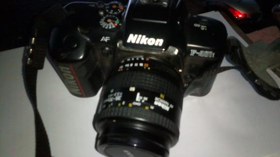 Maquina Fotográfica Nikon Af F-401x 35-70mm