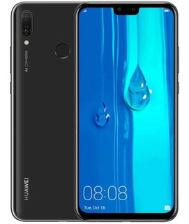 Smartphone Huawei Y9 2019 3ram 64gb Lte Dual Preto + Nfe
