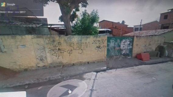 Terreno À Venda, 536 M² Por R$ 220.000,00 - Serrinha - Fortaleza/ce - Te0437