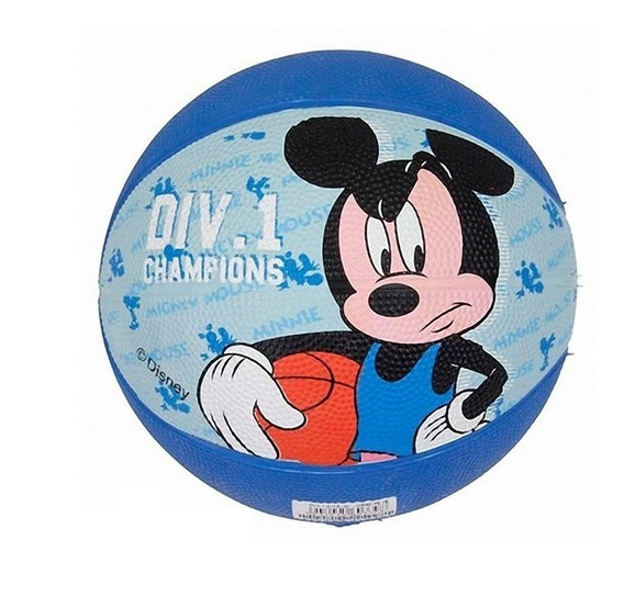 Pelota Mickey Basquet Nº 3