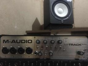 M Audio M Track Quad Interface