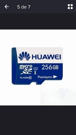 Cartão Micro Sd Huawei 256gb