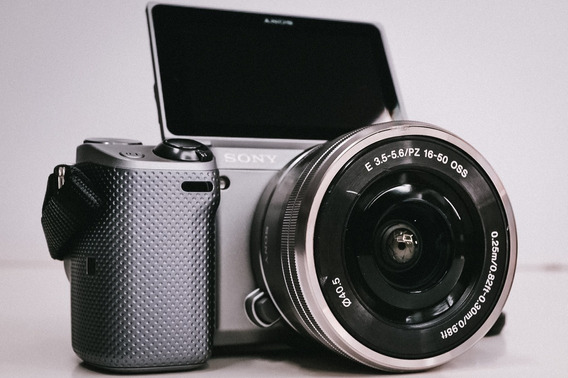 Câmera Sony Nex-5t