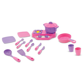 Brinquedo Kit Cozinha Menina Maral 1008